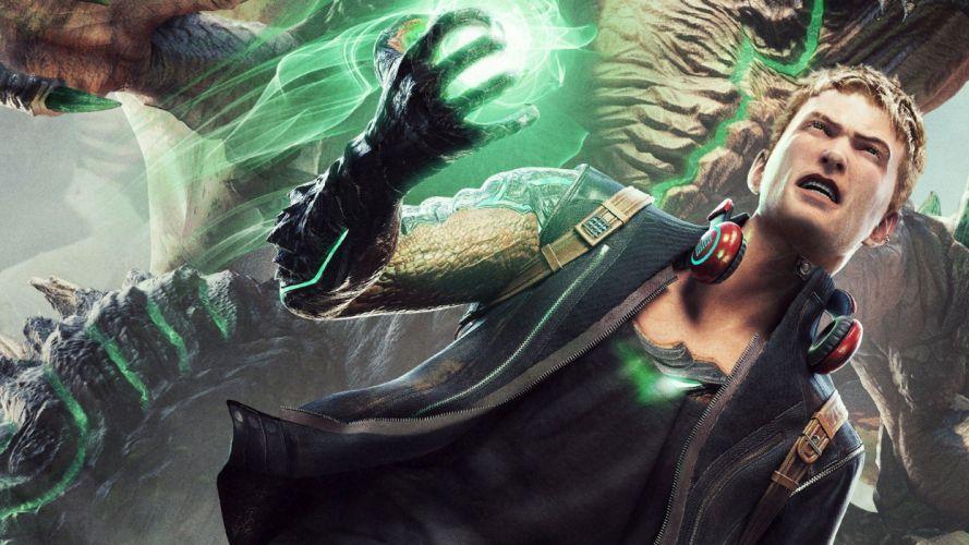 SCALEBOUND action rpg fighting dinosaur 1sbound fantasy dragon wallpaper