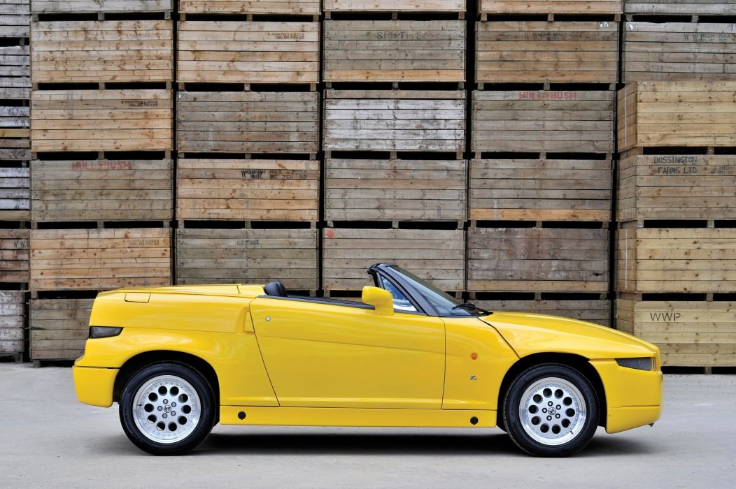 Alfa Romeo R Z cars classic 1992 wallpaper