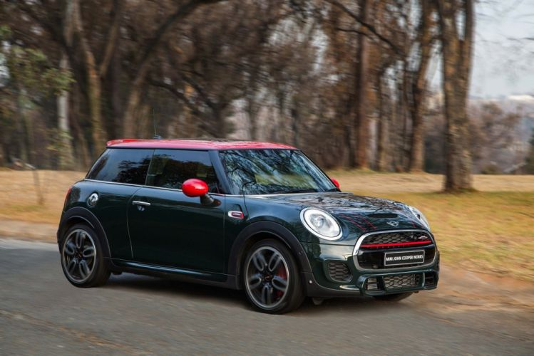 Mini John Cooper Works ZA-spec F56 cars 2015 wallpaper