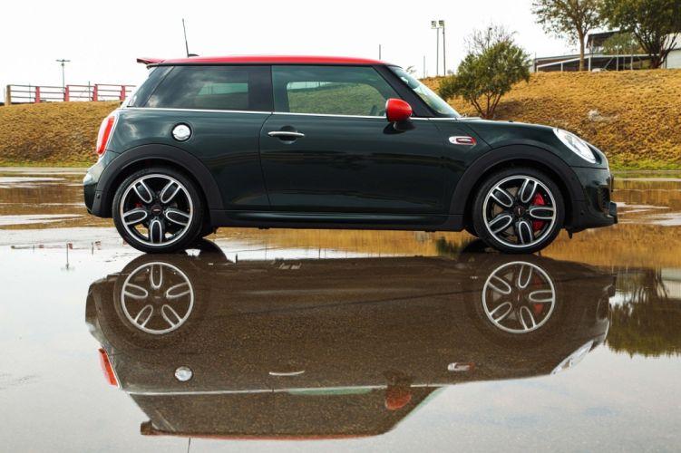 Mini John Cooper Works ZA-spec F56 cars 2015 wallpaper