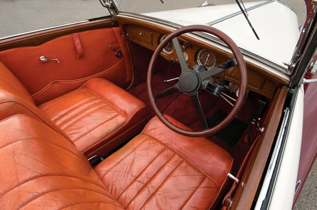 Delage D6-70 Milord Cabriolet Figoni Falaschi classic cars 1936 wallpaper