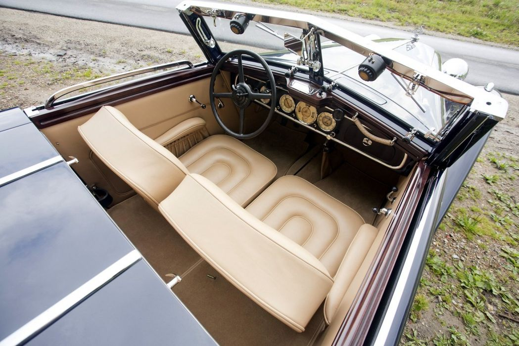 Maybach SW38 Special Roadster Spohn cars classic 1937 wallpaper