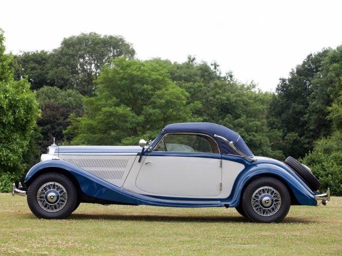 Mercedes-Benz 320 Cabriolet-A cars classic 1937 wallpaper