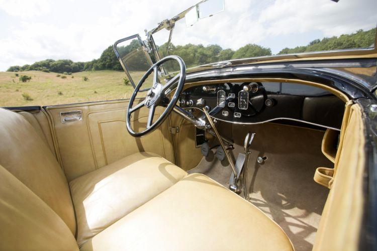 1931 Pierce-Arrow Model-42 Dual Cowl Sport Phaeton classic cars wallpaper
