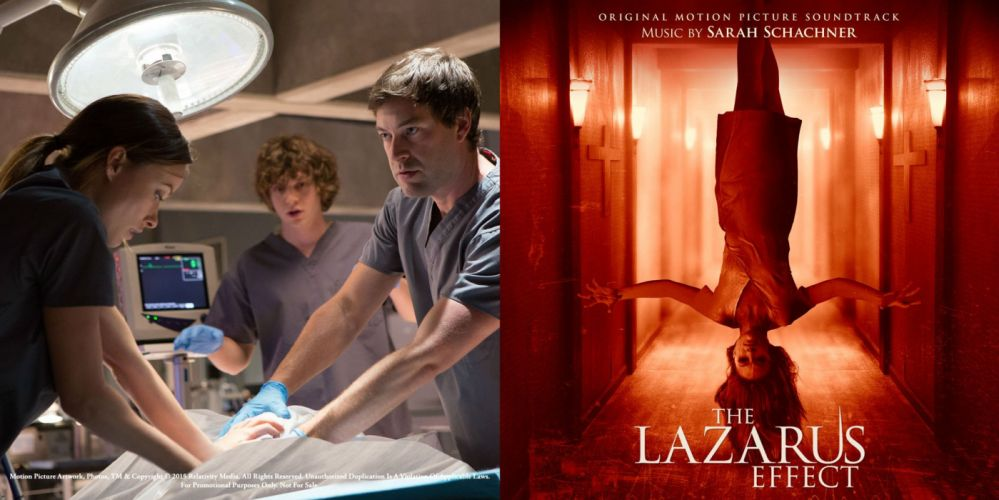 LAZARUS EFFECT horror thriller dark demon evil occult satanic 1leff poster wallpaper
