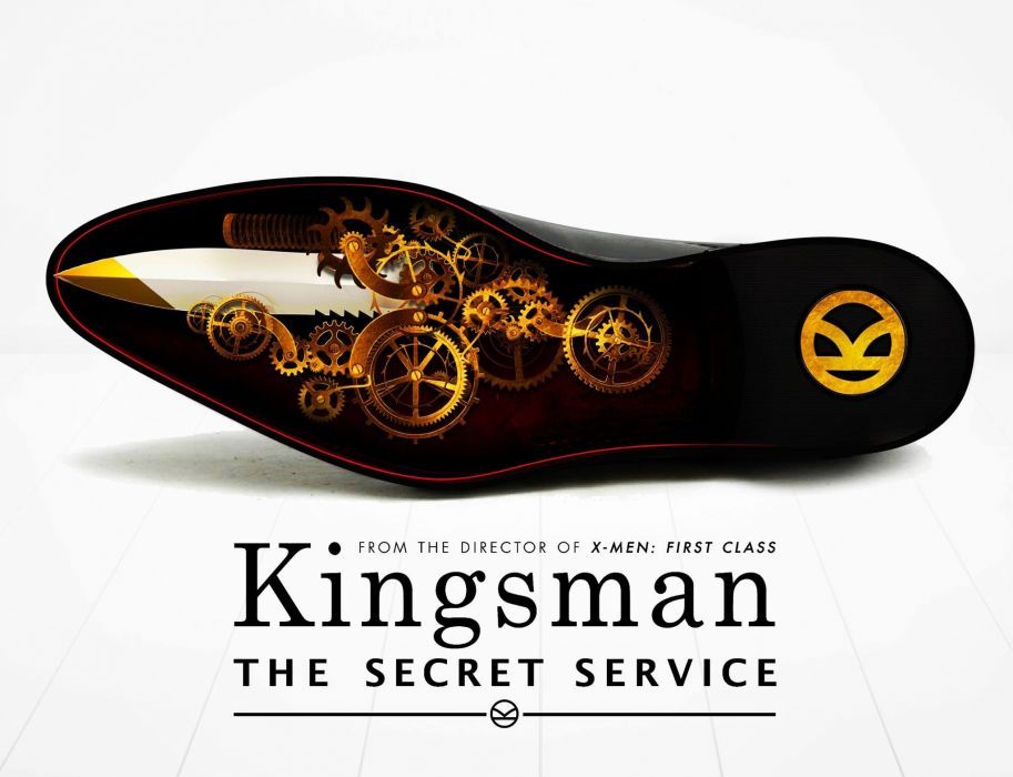 KINGSMAN-SECRET-SERVICE sci-fi action adventure comedy crime kingsman secret service poster wallpaper