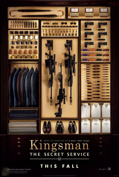 KINGSMAN-SECRET-SERVICE sci-fi action adventure comedy crime kingsman secret service wallpaper