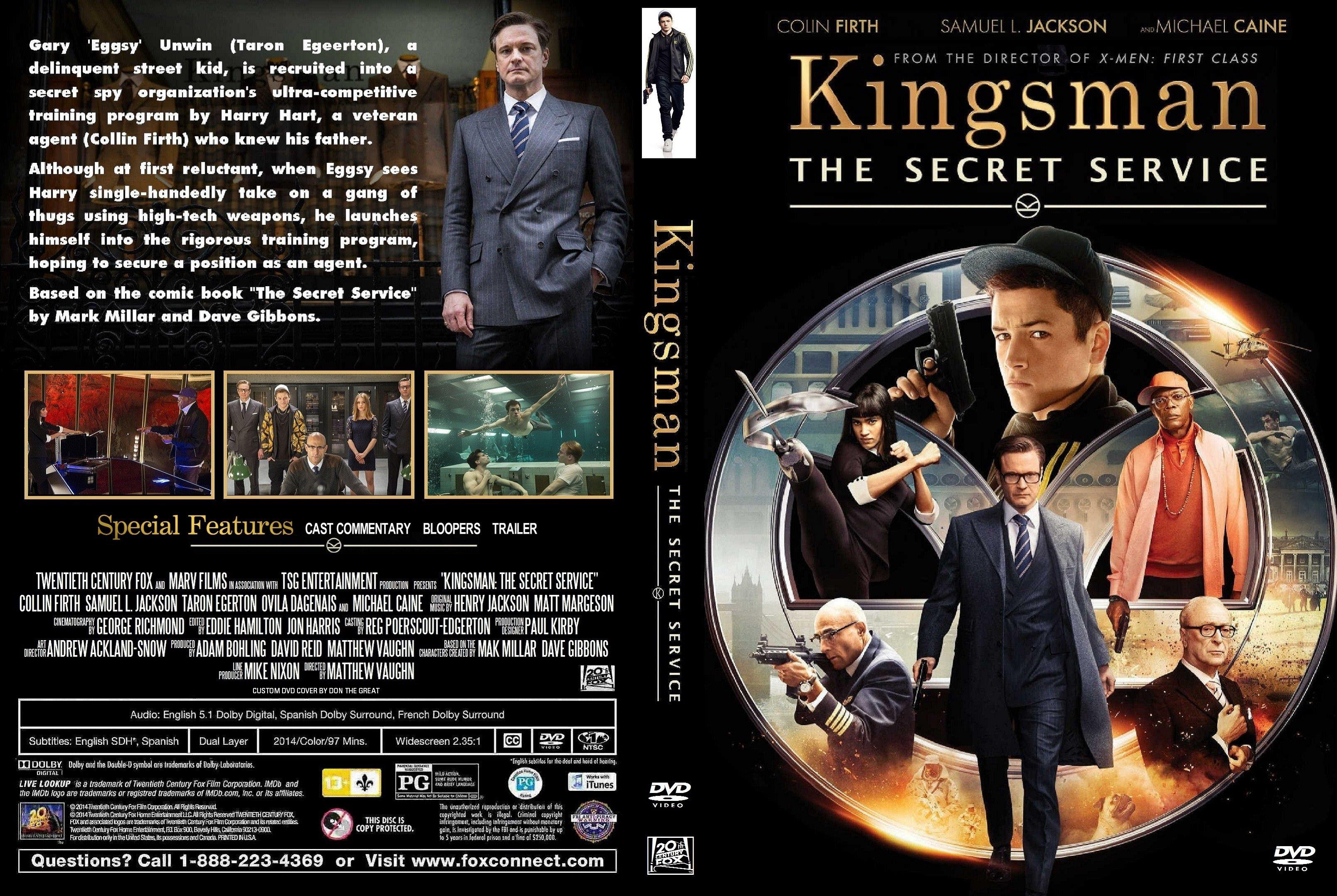 Kingsman Secret Service Sci Fi Action Adventure Comedy Crime Kingsman Secret Service Poster Wallpaper 3218x2157 771231 Wallpaperup