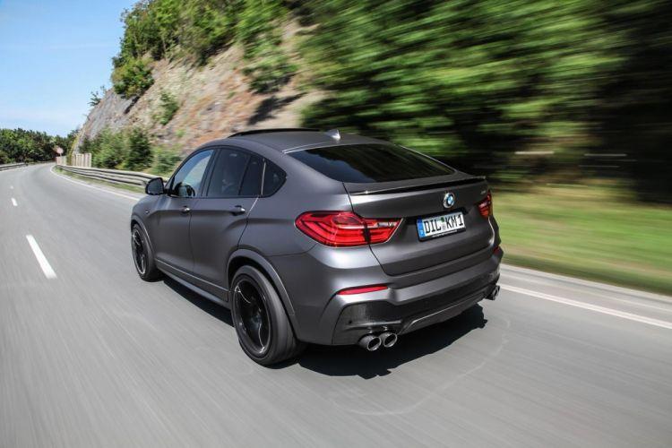 BMW-X4 Lightweight cars modified suv 2015 wallpaper