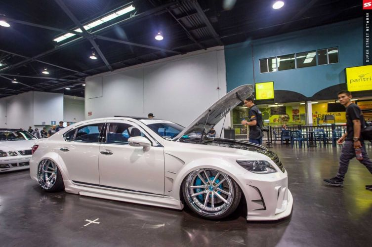 auto show cars tuning modified wallpaper