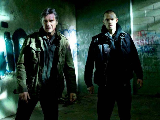 RUN ALL NIGHT action crime drama gangster mafia noir 1runan wallpaper