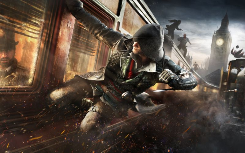 assassins creed syndicate wallpaper