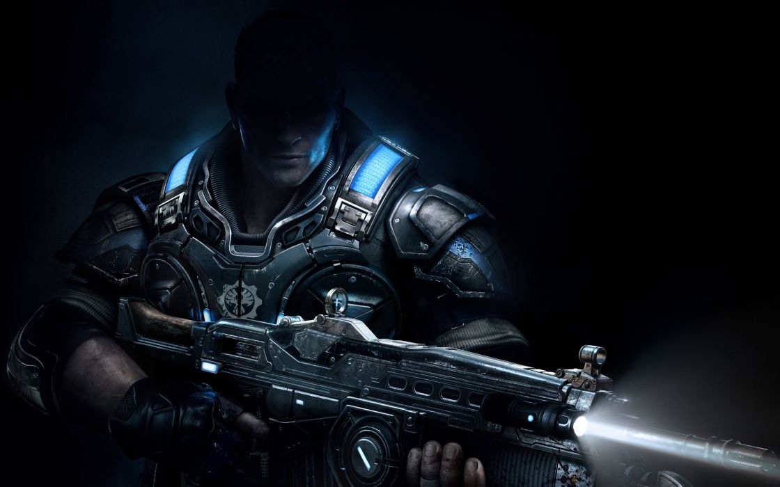 gears of war 4 protagonist wallpaper