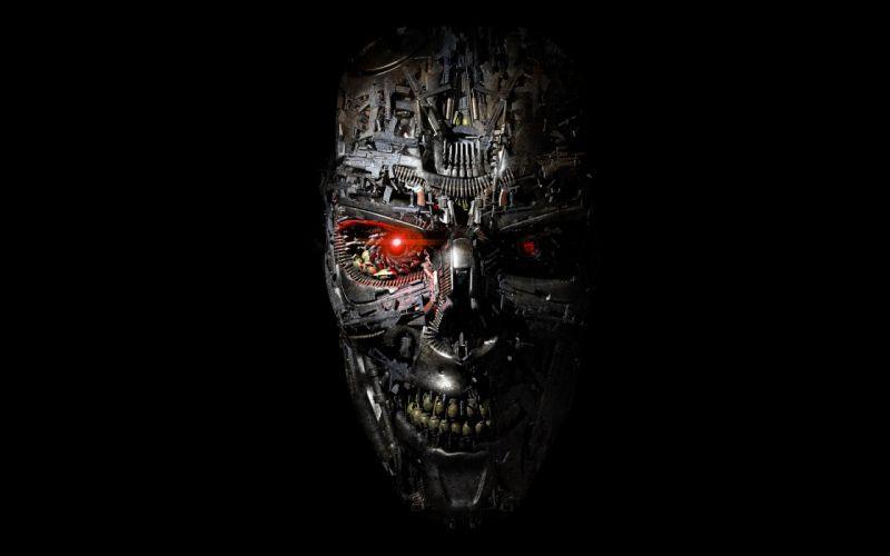 terminator genisys robot wallpaper