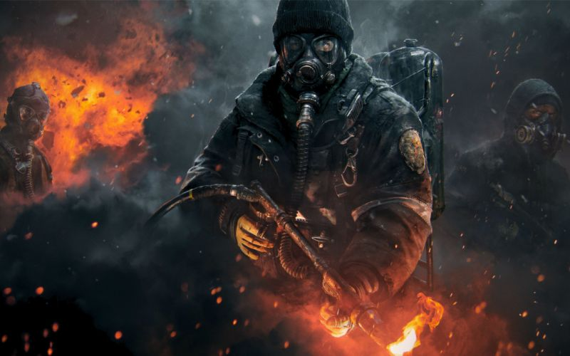 tom clancys the division wallpaper