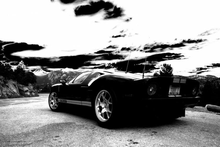 Ford GT wallpaper