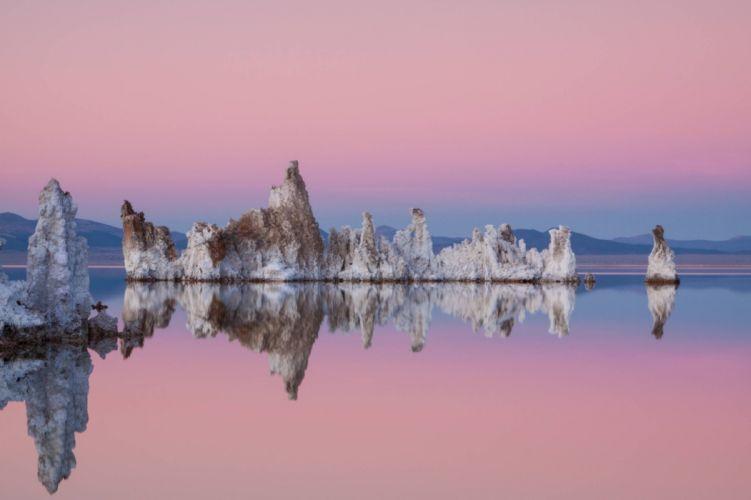 Mono Lake - Angela Henderson wallpaper