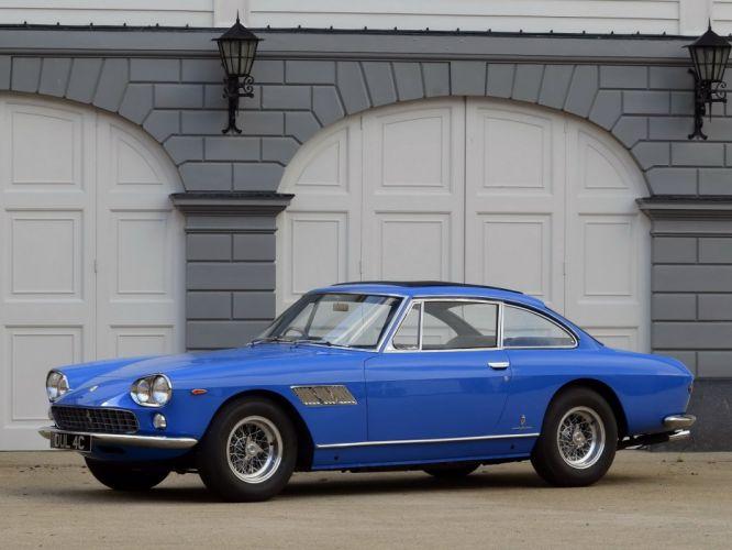 Ferrari 330-GT 2+2 Series-I UK-spec cars classic 1964 wallpaper