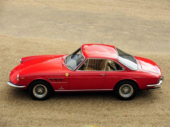 Ferrari 330 GTC COUPE UK-spec cars classic 1966 wallpaper