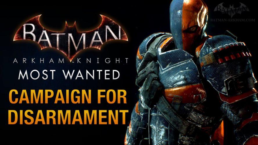 BATMAN ARKHAM KNIGHT superhero dark action adventure fighting batman hero shooter warrior poster wallpaper