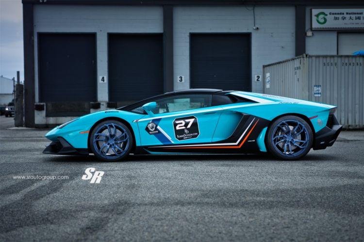 Lamborghini Aventador cars supercars modified wallpaper