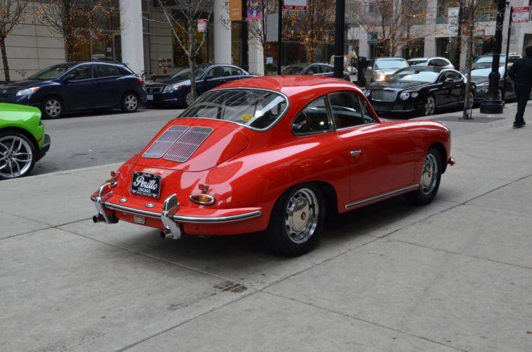 1964 Porsche 356c cars classic wallpaper