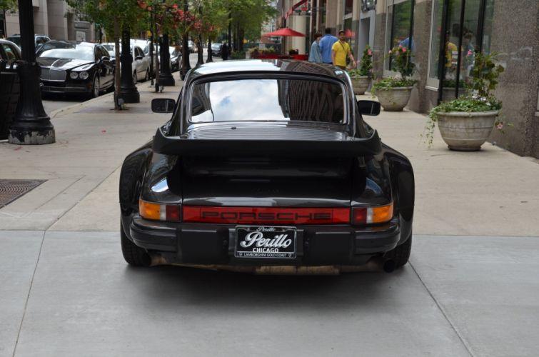 1979 Porsche 930 turbo coupe cars flat nose wallpaper