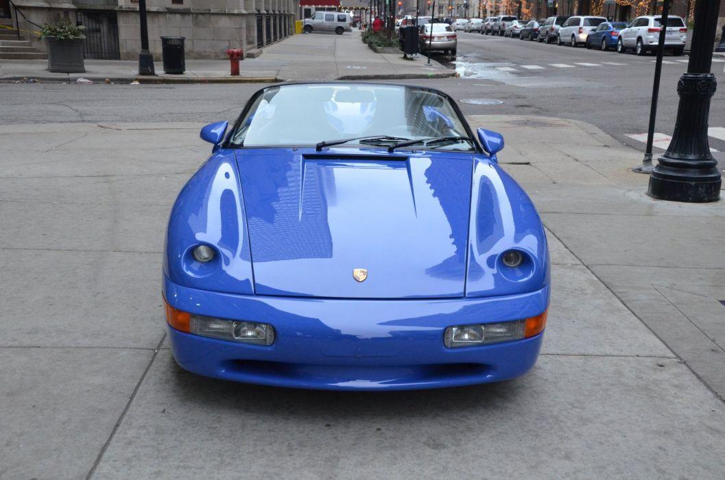 1994 PORSCHE 911 CARRERA SPEEDSTER cars wallpaper