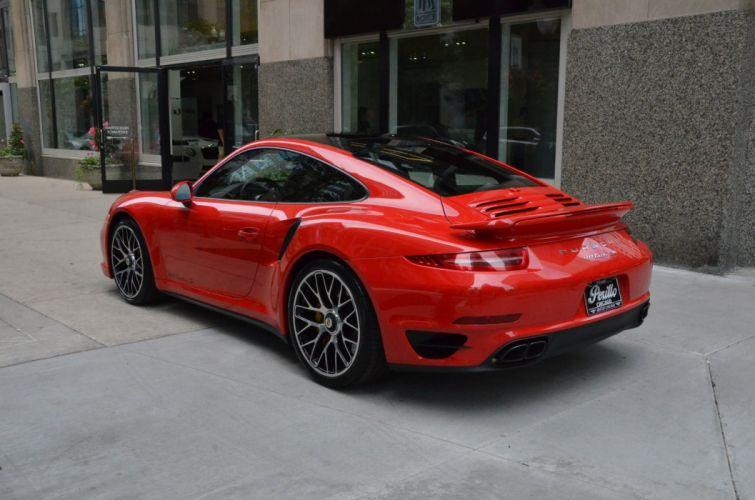 2014 PORSCHE 911 TURBO-S cars coupe wallpaper