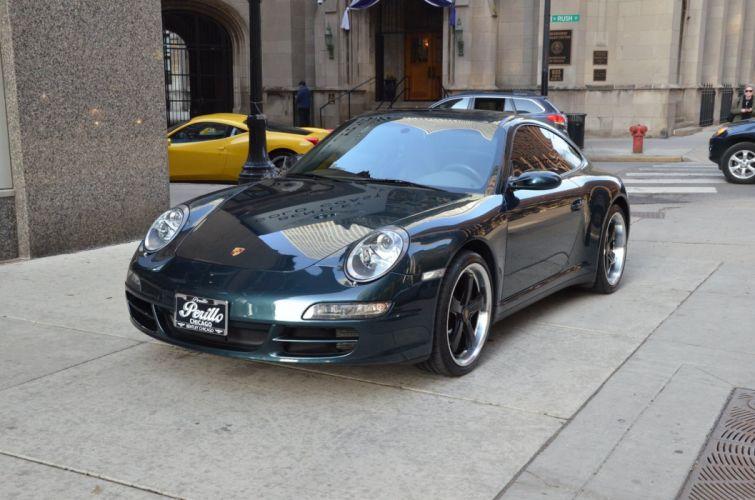 2006 PORSCHE 911 CARRERA-4 cars coupe wallpaper