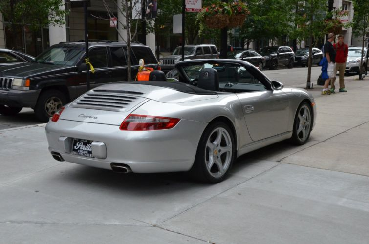 2006 PORSCHE 911 CARRERA cabriolet cars coupe wallpaper