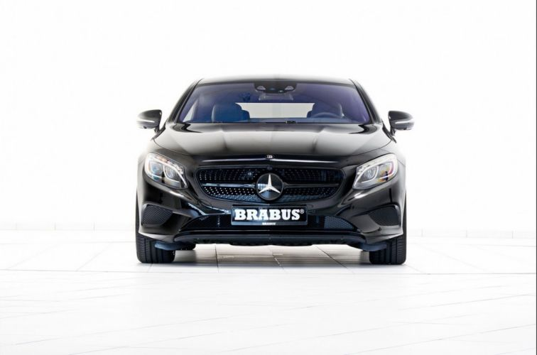 Brabus S500 mercedes cars modified Coupe wallpaper