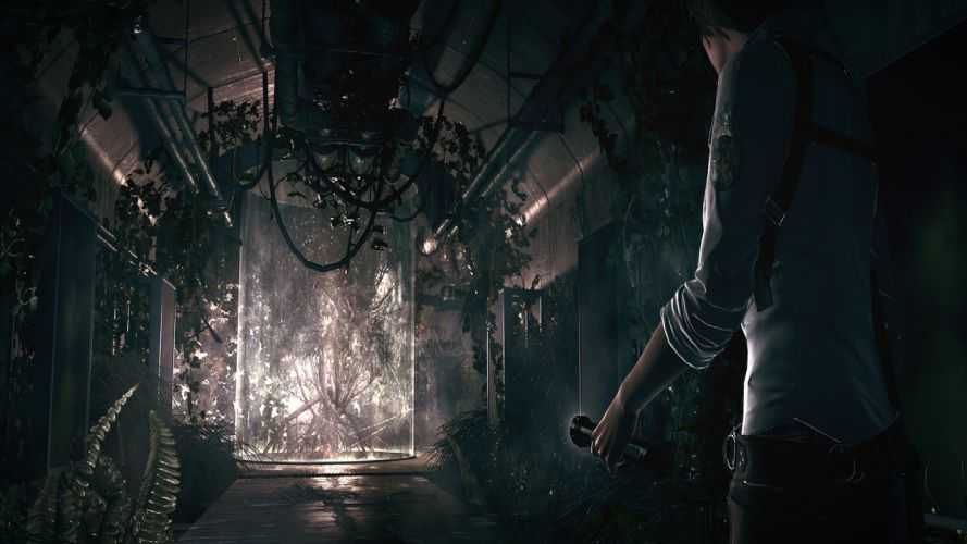 EVIL WITHIN survival horror action fighting 1ewith dark wallpaper