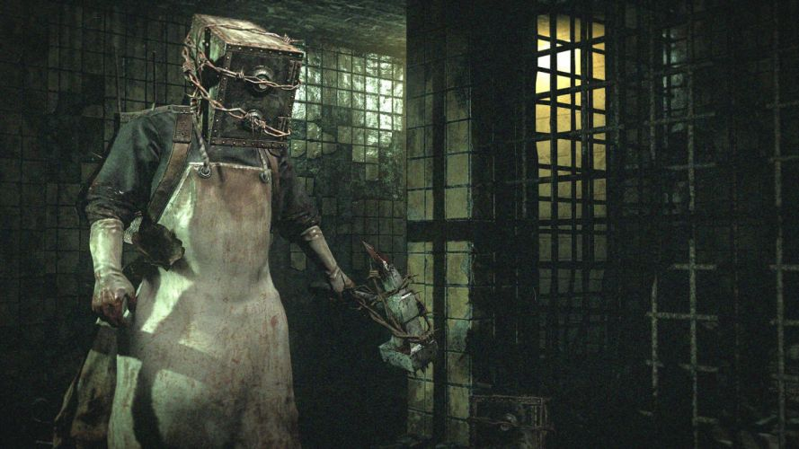 EVIL WITHIN survival horror action fighting 1ewith dark zombie monster wallpaper
