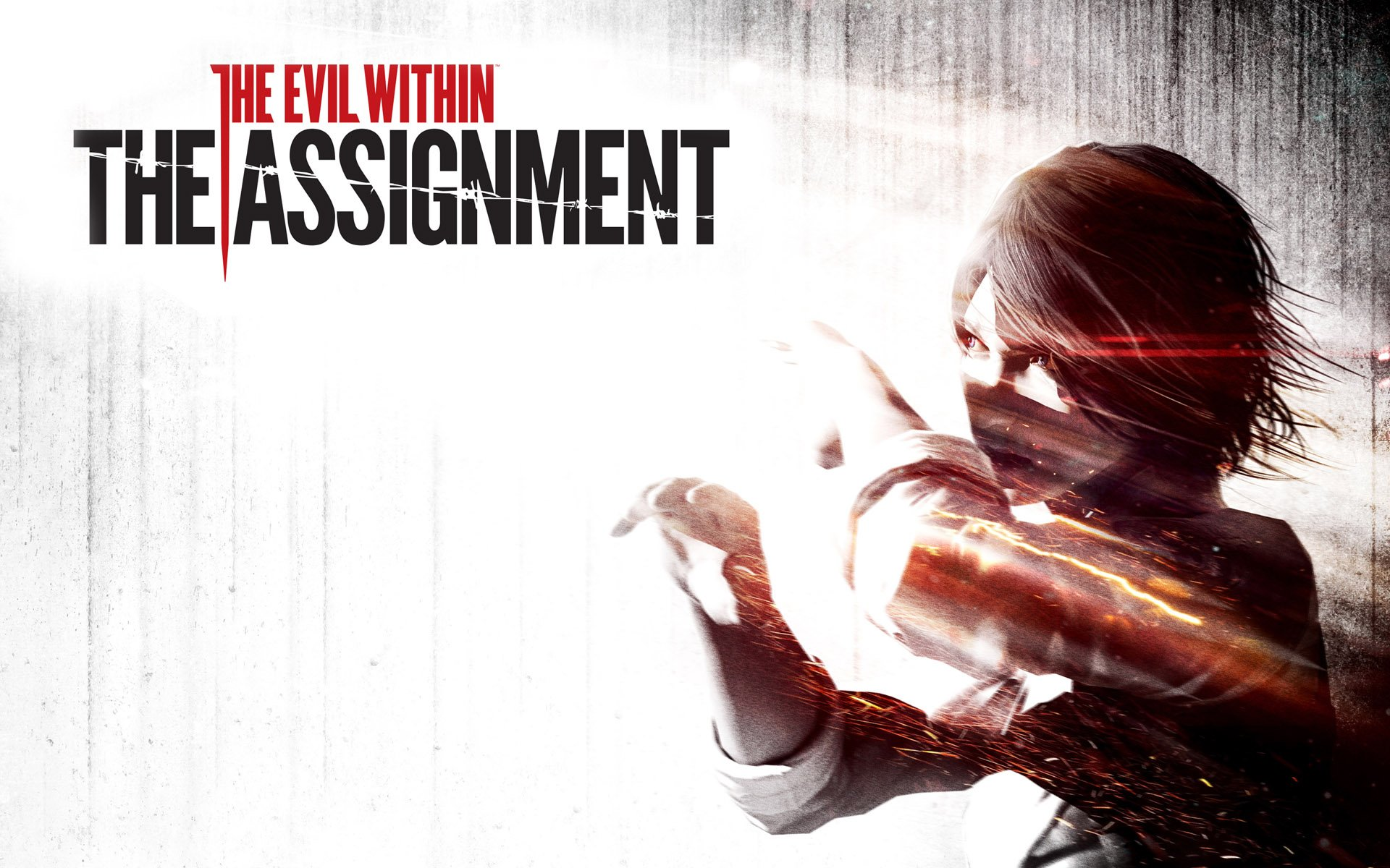 The Evil Within Wallpapers: EVIL WITHIN Survival Horror Action Fighting 1ewith Dark