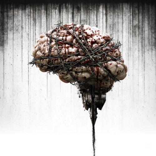 EVIL WITHIN survival horror action fighting 1ewith dark zombie monster blood brain wallpaper