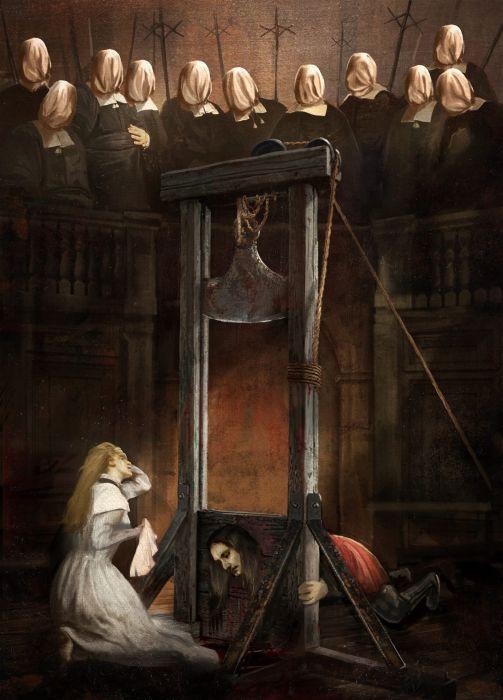 EVIL WITHIN survival horror action fighting 1ewith dark gothic death fantasy artwork wallpaper