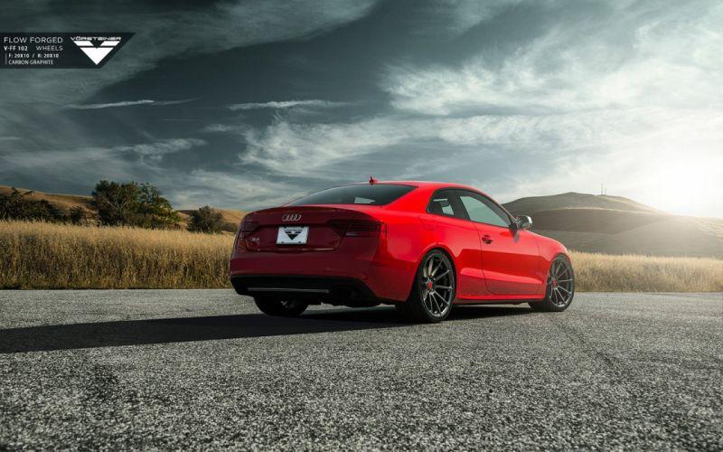 2015 Vorsteiner Audi-S5 cars coupe wallpaper