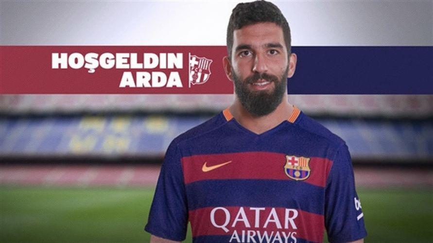 arda turan futbolista turquia barcelona wallpaper