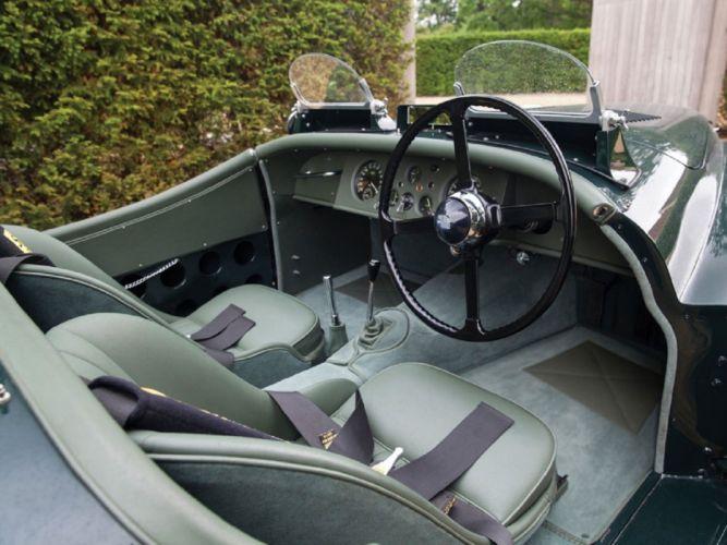 1951 Jaguar XK120 roadster cars classic wallpaper