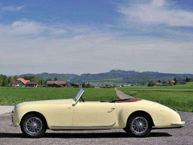 1947 Talbot-Lago T26 Record Drophead Coupe Graber cars classic wallpaper