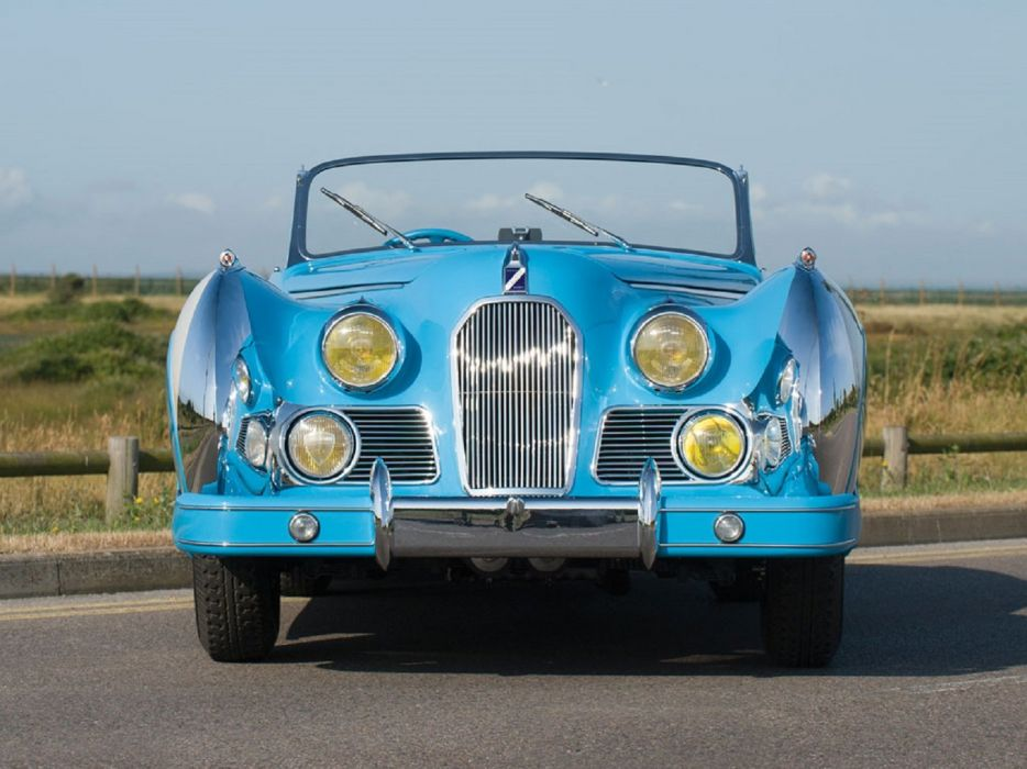 1948 Talbot-Lago T26 Grand Sport Cabriolet Saoutchik cars classic wallpaper