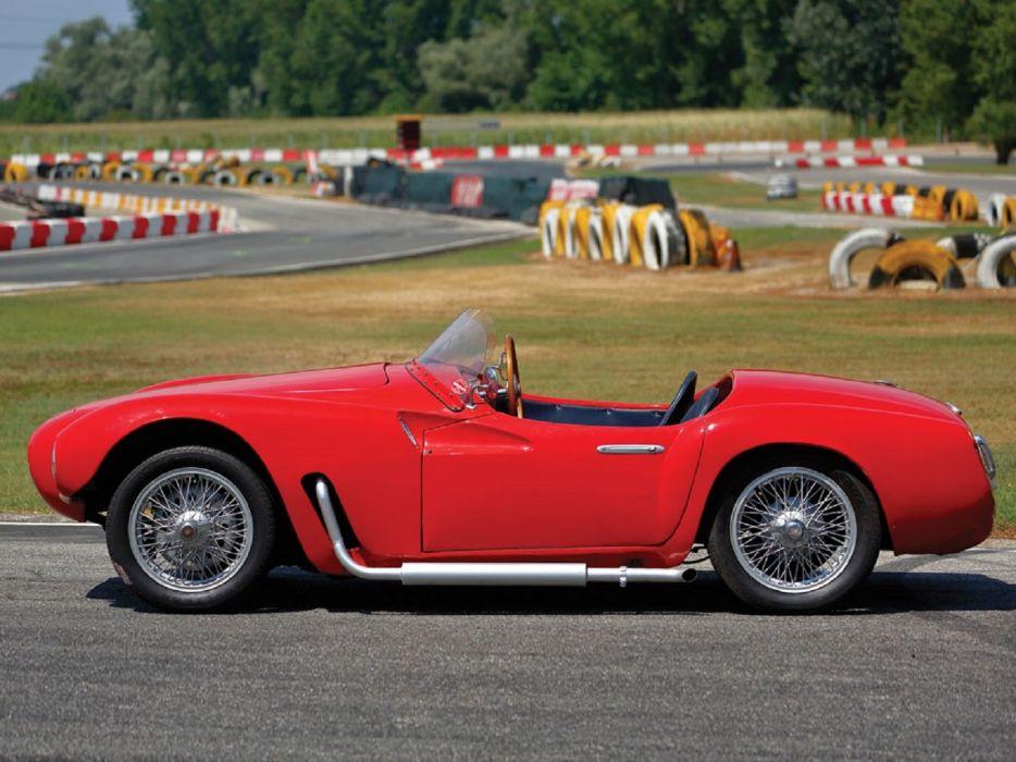 1955 Moretti 750 Sport Barchetta cars classic wallpaper