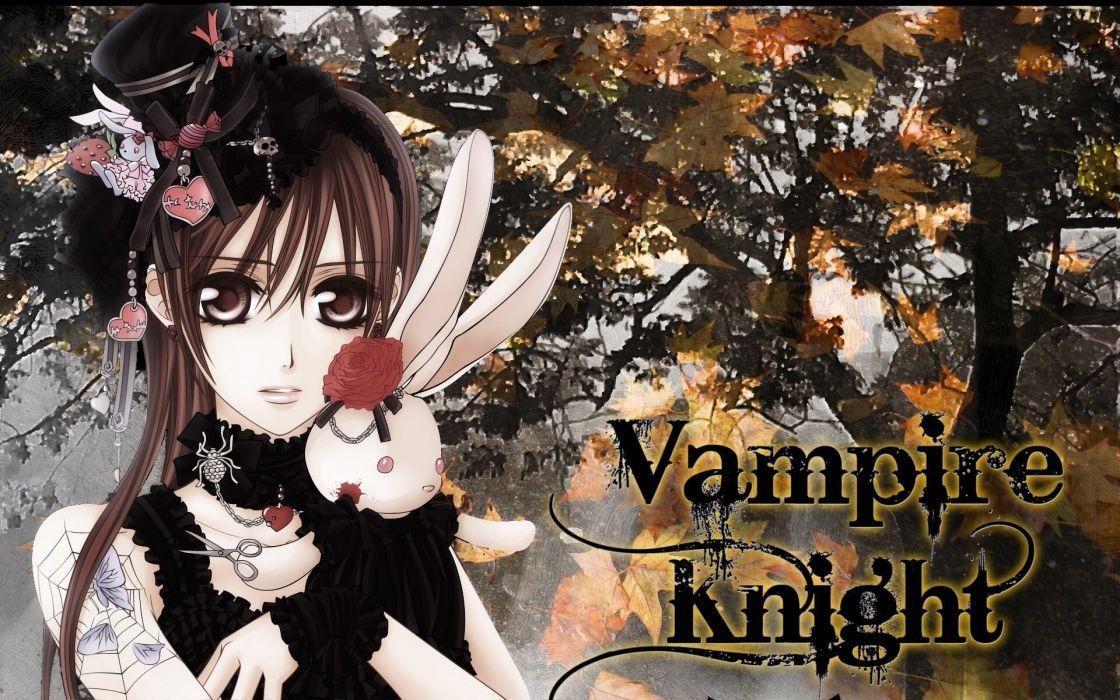Vampire knight Cross Yuuki wallpaper