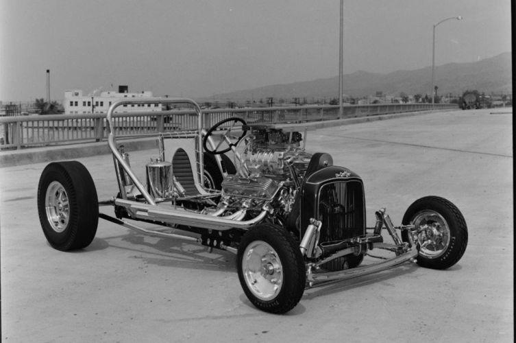 1923 Ford Roadster Grasshopper Pro Street Hotrod Hot Rod USA -03 wallpaper