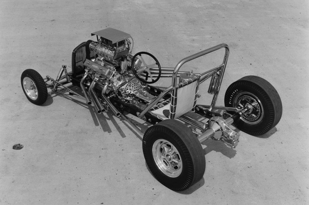 1923 Ford Roadster Grasshopper Pro Street Hotrod Hot Rod USA -04 wallpaper