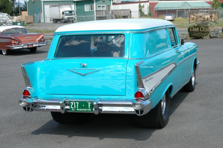 1957 Chevrolet Bel Air 210 Sedan Delivery Pro Street Drag Rodder Hot Rod USA 1500x1000-04 wallpaper