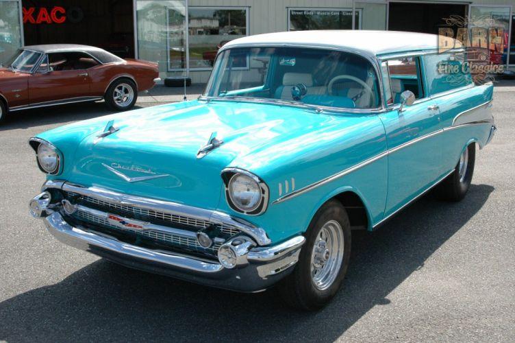 1957 Chevrolet Bel Air 210 Sedan Delivery Pro Street Drag Rodder Hot Rod USA 1500x1000-13 wallpaper