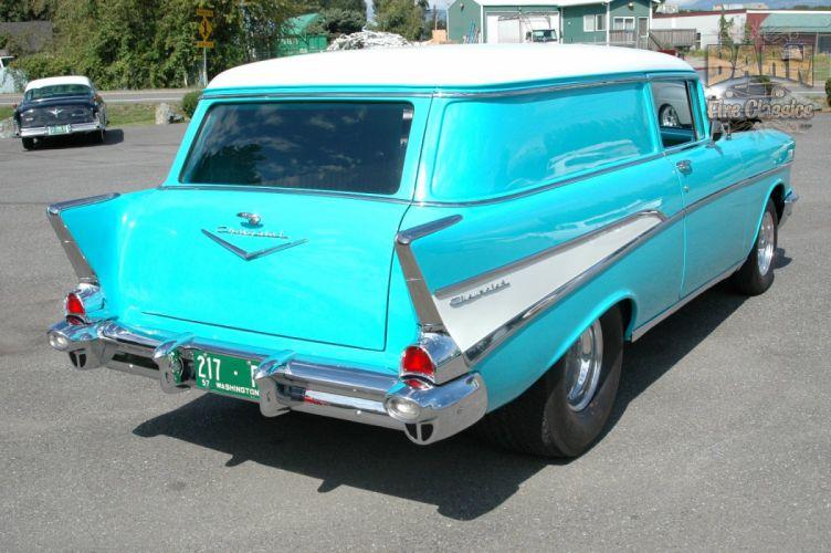 1957 Chevrolet Bel Air 210 Sedan Delivery Pro Street Drag Rodder Hot Rod USA 1500x1000-19 wallpaper