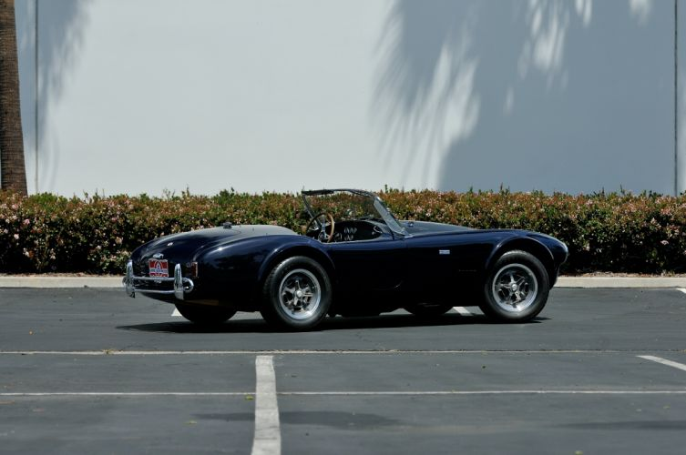 1963 Shelby 289 Cobra Roadster Sport Classic Old USA -04 wallpaper
